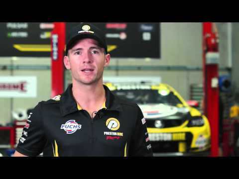 SPECIAL ANNOUNCEMENT: by V8 Supercars driver Lee Holdsworth