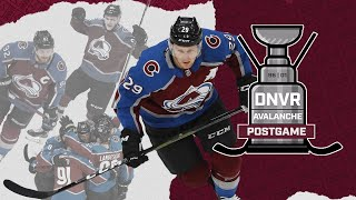 Barn burner at Ball Arena ends in a 8-4 Colorado Avalanche win over the Anaheim Ducks