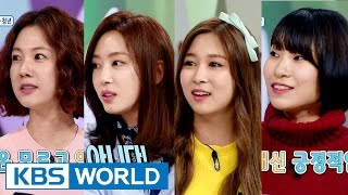Repeat youtube video Hello Counselor - Park Sohyeon, Kang Yewon, Lee Seyeong, Dayoung [ENG/2016.04.18]