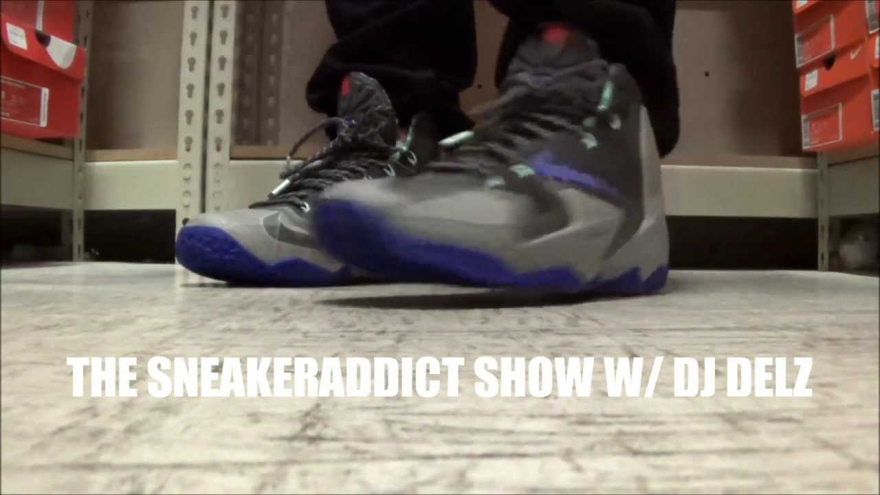 Nike Lebron 11 XI Terracotta Warrior China Mens Sneaker Review + On Foot  With  DjDelz - YouTube c5dac53971