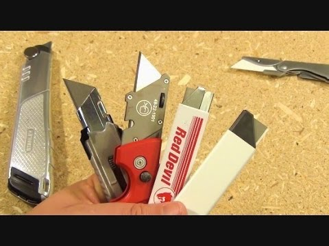 The Top 6 Utility Knives You Need