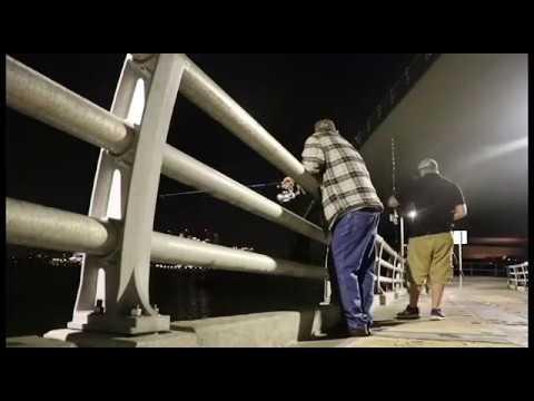 Florida Pier Fishing
