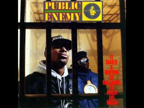 Public Enemy: Rebel Without A Pause