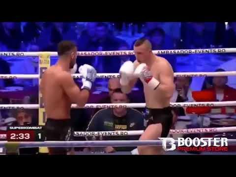 Lotfi Serghini Kickboxing HIGHLIGHT