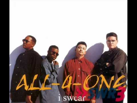 All 4 One - Smile like Mona Lisa