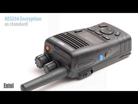 Entel's DN400 Series LTE 4G Wi-Fi PoC radios