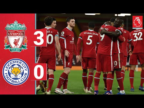 Liverpool Leicester Goals And Highlights
