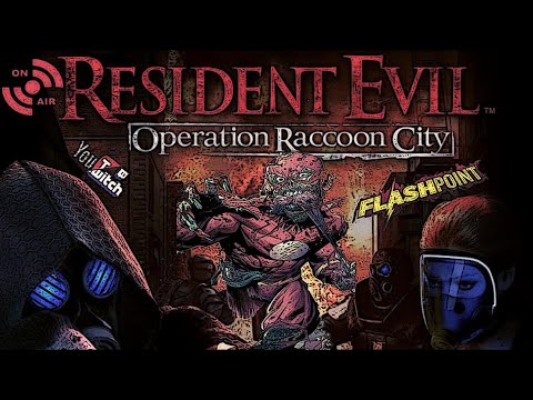 Resident Evil Operation Raccoon City|What Really Happened In Raccoon City Part 2|Goal-3.0|
