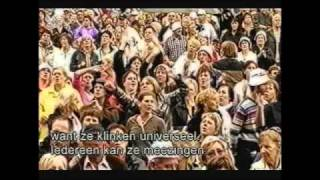 three degrees middle of the road rimpelrock 2008 in belgium footage