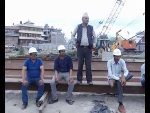 KMC threatens construction company to complete Kathmandu View Tower