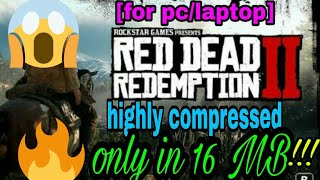 Download Red Dead Redemption 2 For Android Apk Obb Download Highly