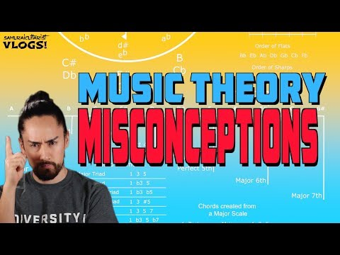 Music Theory Misconceptions