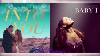 """""""Into You"""" vs. """"Baby I"""" - Ariana Grande (Mashup!)"""