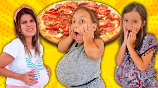 Nós comemos demais (We ate too much | اكلنا كتير) - Família MC Divertida