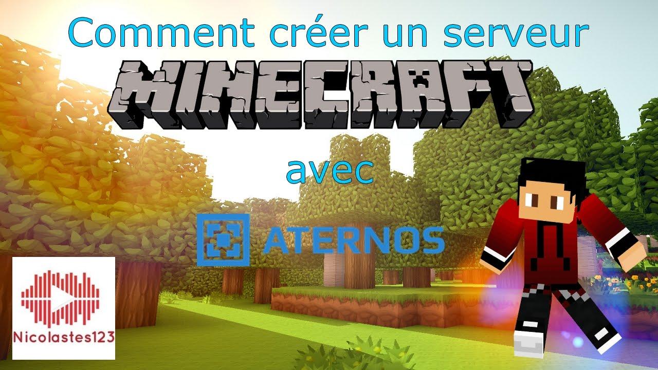 Comment créer un serveur Minecraft gratuitement ...