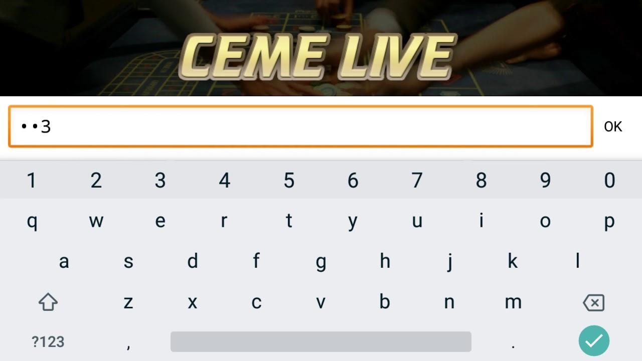 Cara Mendaftar di Cemelive.net - YouTube