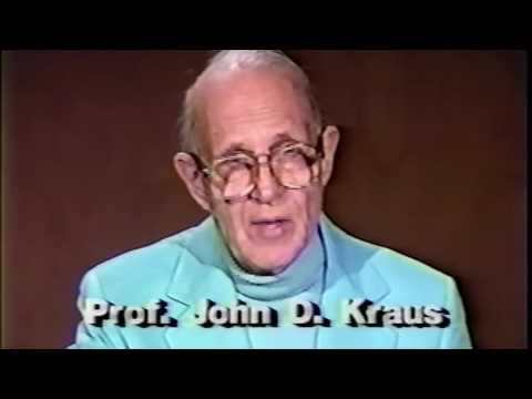 "John Kraus (OSU) :: ""Grote Reber, Founder of Radio Astronomy"""