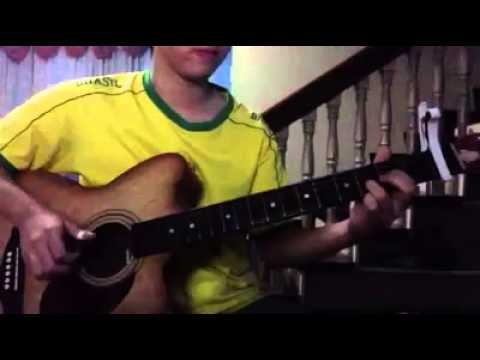 I do cherish you ( Guitar Cover ) - Kier :)))