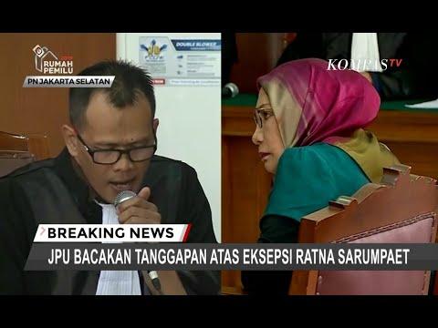 JPU: Surat Dakwaan Ratna Sarumpaet Sudah Diuraikan Secara Cermat, Jelas, & Lengkap
