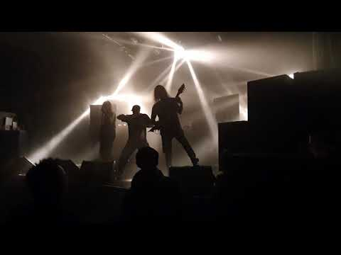 Sinister - Neurophobic + Convulsion Of Christ (LIVE) - Magasin4 Brussels 03-05-2019
