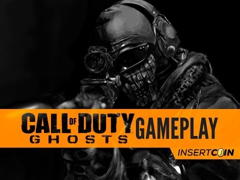 0 Call of Duty: Ghosts Gameplay ≈ Insert Coin