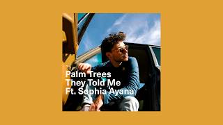 Palm Trees - They Told Me (Official Audio) ft. Sophia Ayana