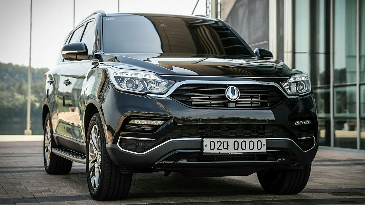 2018 Ssangyong Rexton G4 Flagship Suv Review Youtube