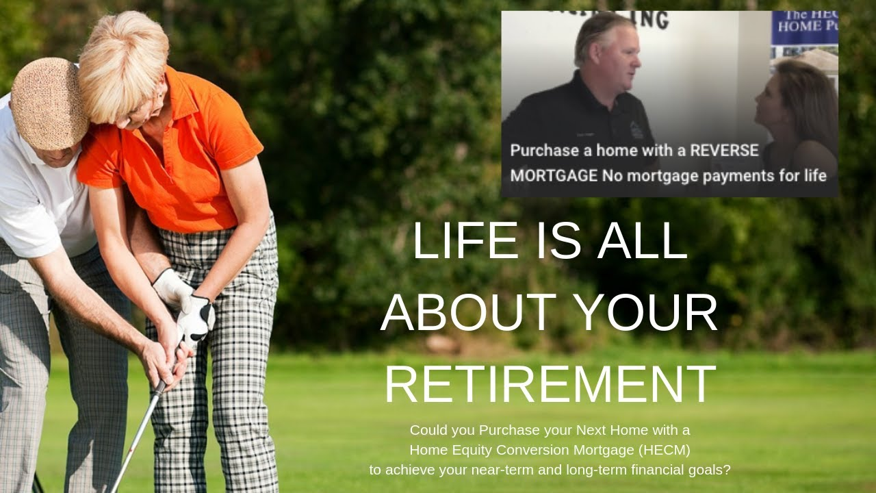 Purchase a home with a REVERSE MORTGAGE No mortgage payments for life