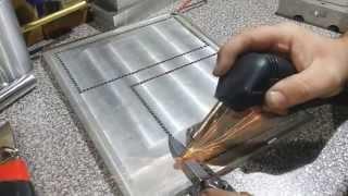видео Электроискровое легирование