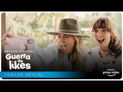Guerra de likes - Tráiler oficial | Amazon Prime Video