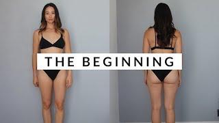 My 8 Week Fitness Challenge | Week One | Aja Dang