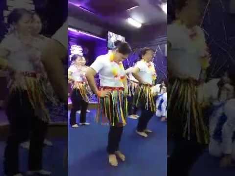 Fiji cultural dance..