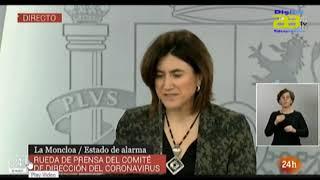 Ya son 85.195 los casos positivos por Covid-19 en España
