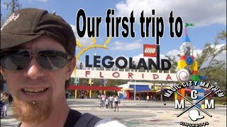 Magic City Mayhem - Our First Trip to Legoland Florida - March 16, 2016