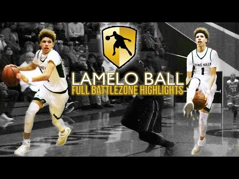 Download LaMelo Ball Unlocks Flashy Passer Badge! | Full Highlights From The Battlezone