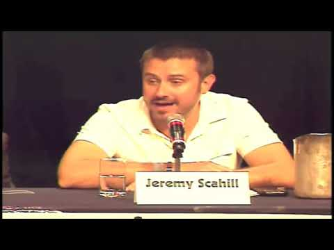 Jeremy Scahill on how Obama is Expanding Bush's Wars