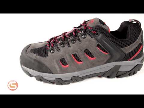 Kings Low-Cut Industrial Hiker Work Shoes - Columbia Safety