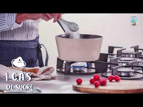 recette-cheesecake-crémeux-aux-fruits-rouges-avec-du-lait-concentré-sucré-de-nestlé