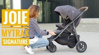 Joie Mytrax Signature Flex - genialny wózek dla dziecka, recenzja, review
