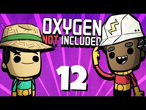 Natural Gas Power System! - Ep. 12 - ONI Occupational Upgrade! - Oxygen Not Included Gameplay
