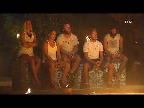 Survivor 2019 | Συμβούλιο του νησιού και αποχώρηση | 27/06/2019