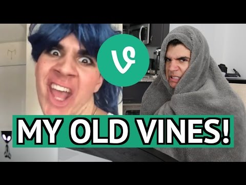 Thumbnail: REACTING TO MY OLD VINES! (SUPER CRINGEY) | Christian Delgrosso