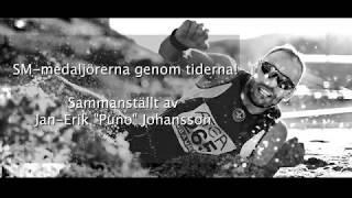 Mattias Sunneborn historisk – meste SM-medaljören genom tiderna