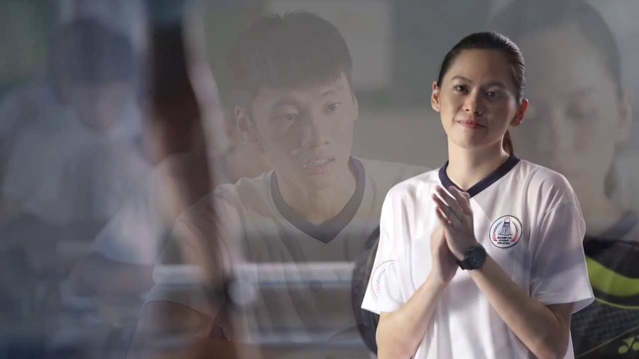 《LEE CHONG WEI》電影主題曲 逐光Aric BBG - YouTube