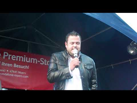 Andreas Lawo - Ti Amo LIVE In Moers Beim Stadtfest