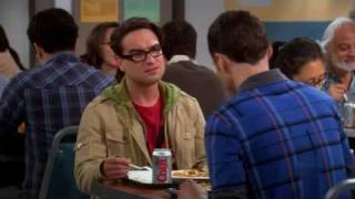 The Big Bang Theory 1x17 Schrodinger