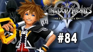 Kingdom Hearts - 2 Final Mix [English] [Playthrough Part 84] [Riding The Bike! :D ]
