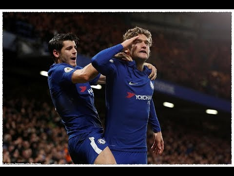 Chelsea 2 - Brighton 0 : Morata and Alonso deliver as Blues return to winning ways