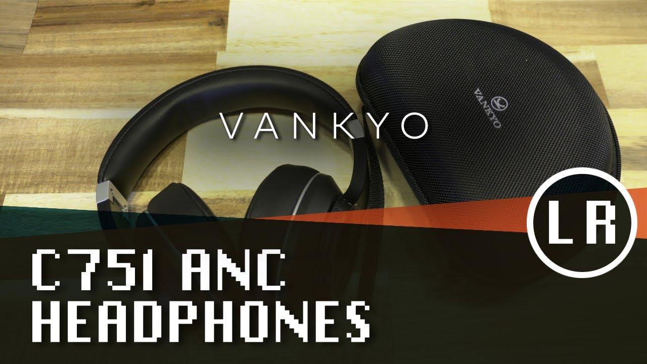 Vankyo C751 ANC Headphones