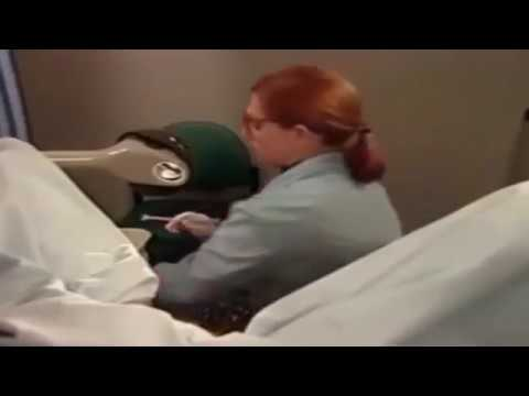 Vaginal examination  at hospital from best nurse part 1